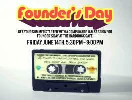 FoundersDayPoster2013